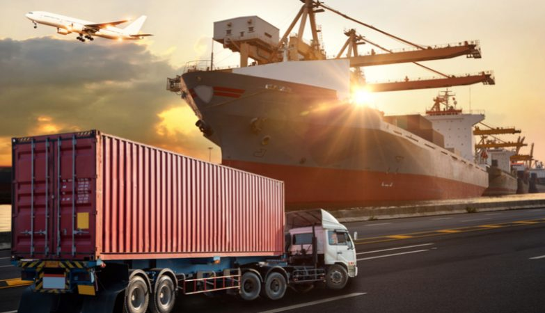 Duties of a freight forwarding company